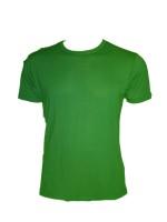 Shirt man bamboe Continental - groen