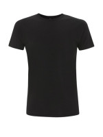 Shirt bamboe zwart
