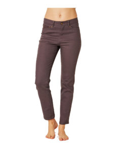 Jeans bio katoen Braintree - Wundu taupe
