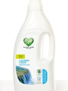 Biologisch wasmiddel Planet Pure - hypo allergeen