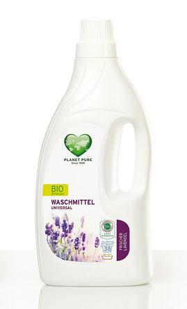 Biologisch wasmiddel Planet Pure - lavendel