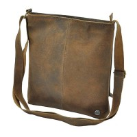 Fairtrade tas eco leder Made in Barrio - Dulce bruin 5