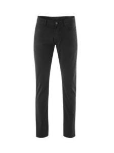 Herenbroek bio katoen Living Crafts - 5-pocket zwart