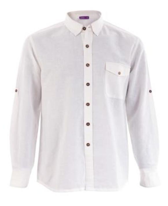 LinnenWit Living Dan Crafts Overhemd Mooi Meer Bio qpSUzVM